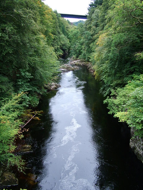 A Well Filled River Garry