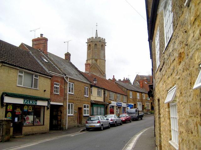 St James Street - South Petherton