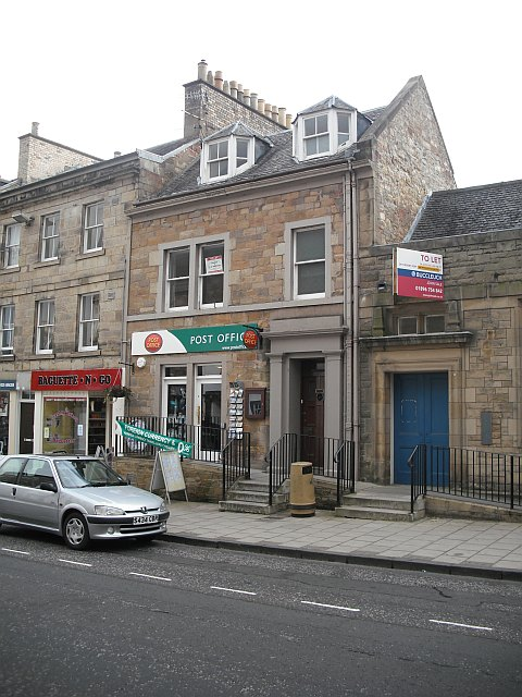 Jedburgh Post Office
