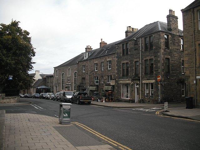 Jedburgh High Street