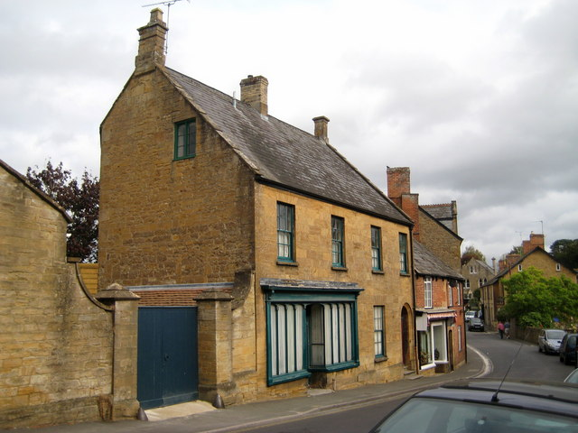 Former shop St James Street - South Petherton