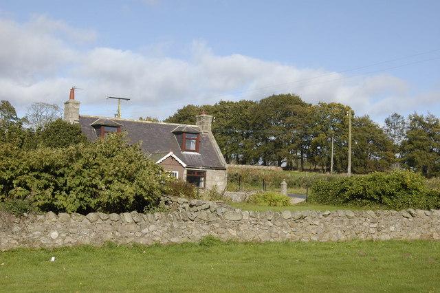 Aberdeenshire Cottage