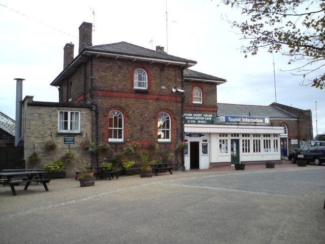 Woodbridge Railway Station