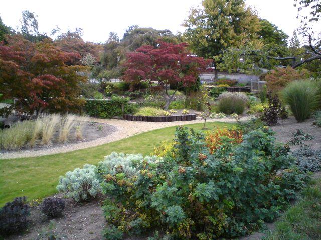 Gardens by Ipswich Road, Woodbridge