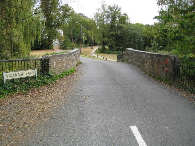 Waterford: Vicarage Lane