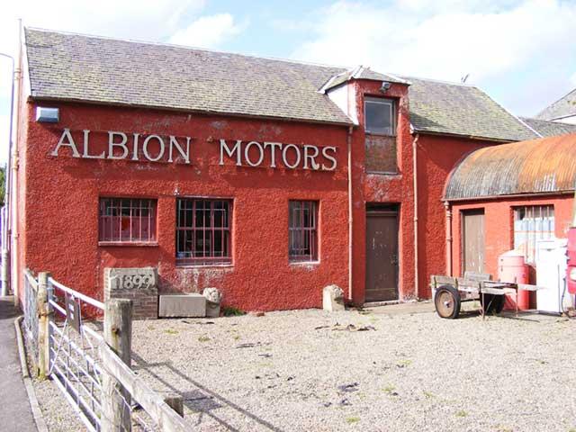 Albion Motors museum