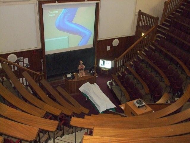 Anatomy Lecture Theatre, Edinburgh University
