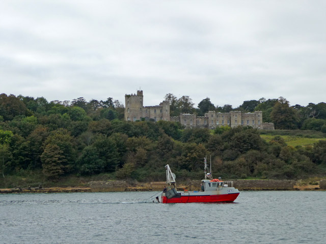 Norris Castle, East  Cowes, Isle of Wight