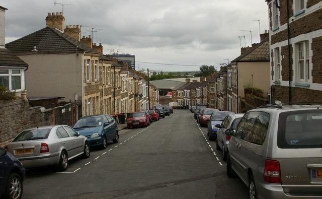 Lucas Street, Newport