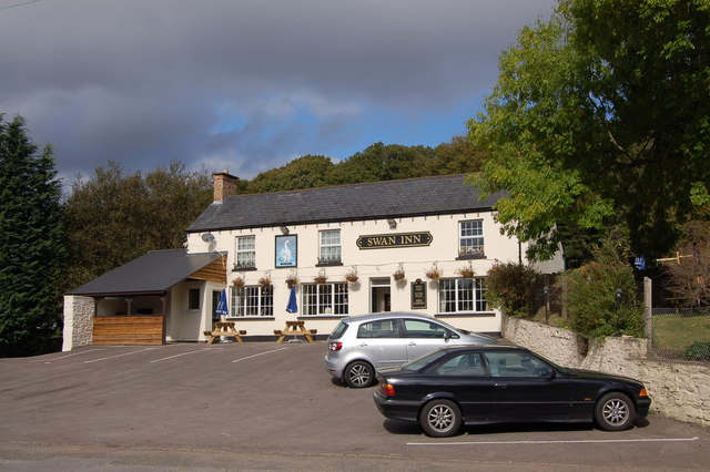 The Swan Inn at Brierley, Gloucestershire