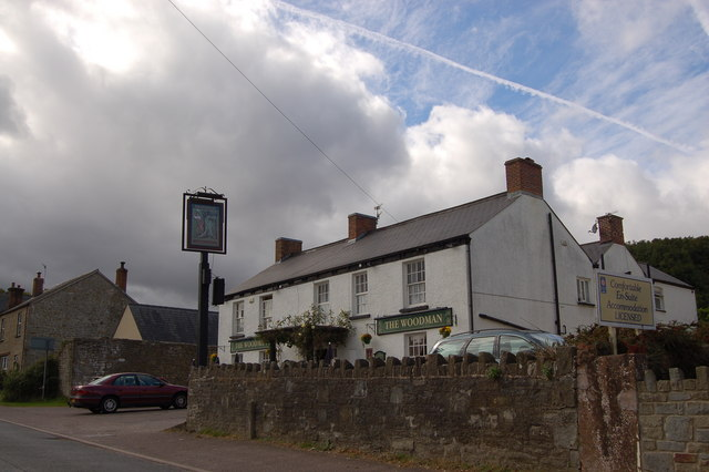 The Woodman at Parkend, Gloucestershire