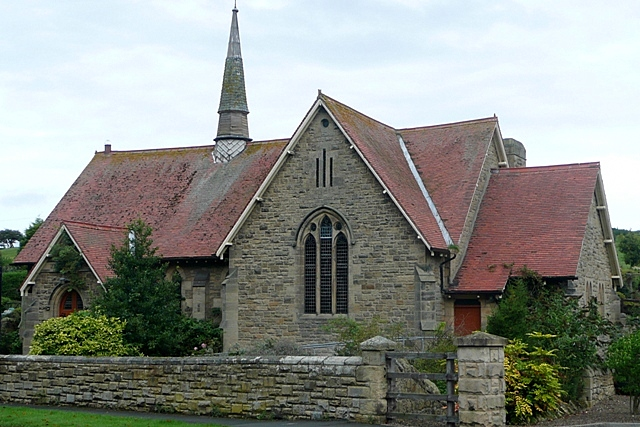Alnmouth Methodist church