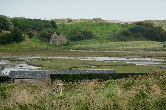 Waterside Farm and Church Hill