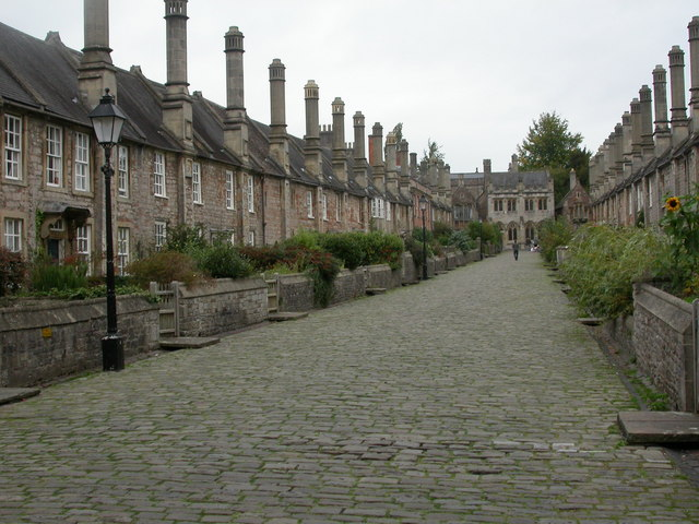 Wells, Vicars' Close