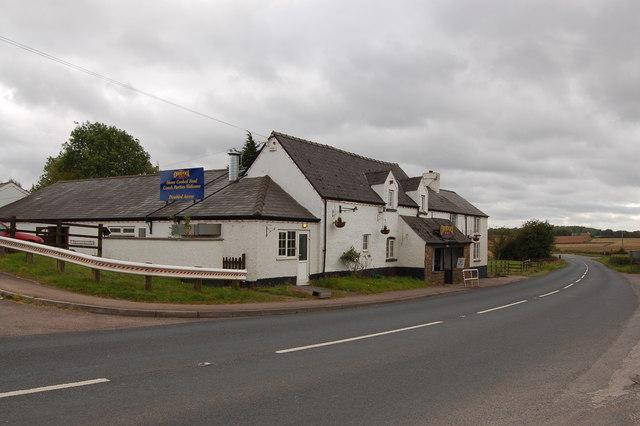 The Orepool Inn near Sling, Gloucestershire