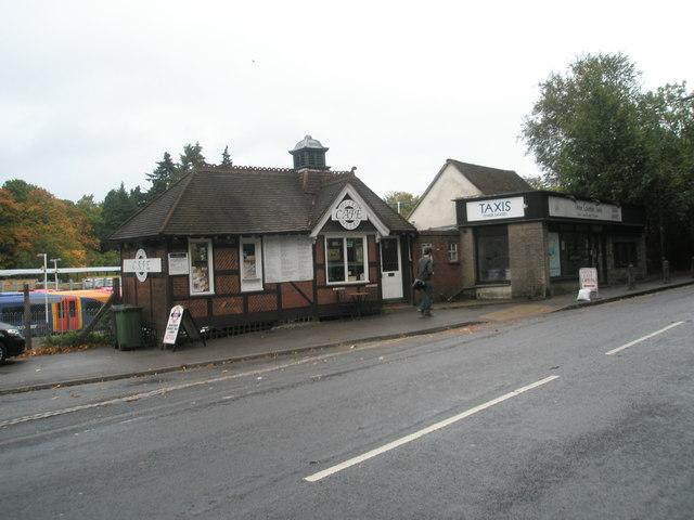 Café in Lower Street