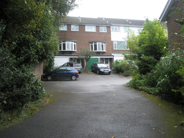 Houses in Hill Court