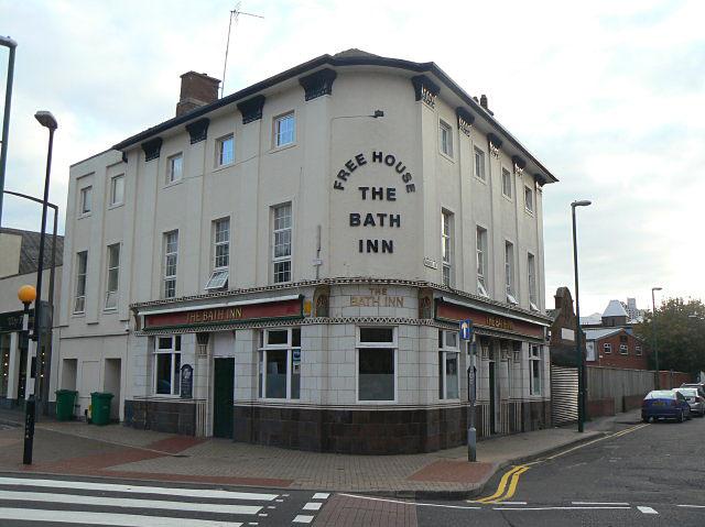 The Bath Inn, Nottingham