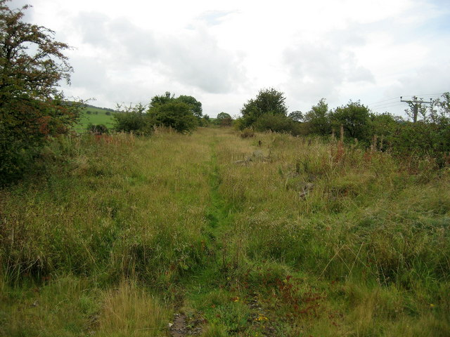 Disused Trackbed West of Skipton