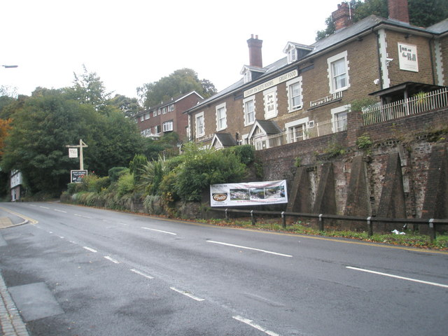 Inn on the Hill in Lower Street