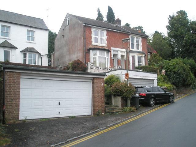 Houses in Longdene Road