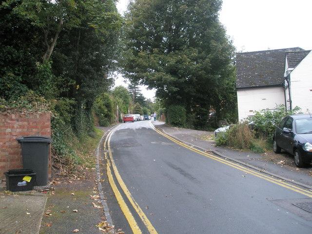 Mid section of Longdene Road