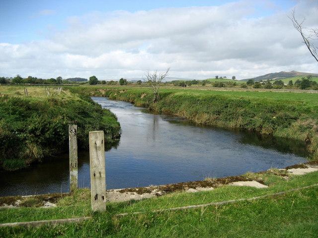 River Aire near Carleton