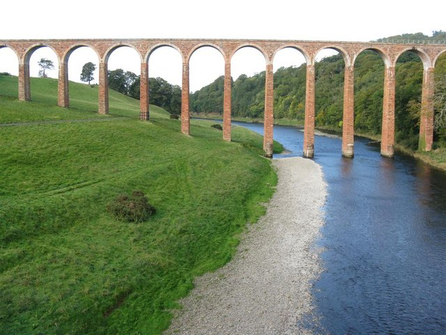Viaduct over the River Tweed
