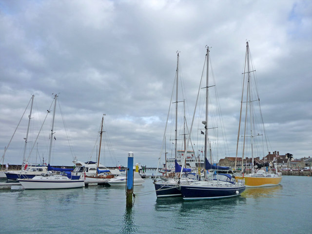 Yarmouth Harbour, Isle of Wight