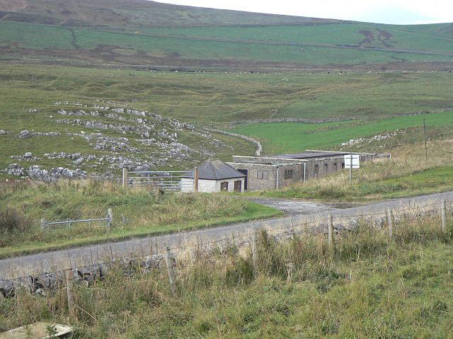 Waterworks near Grin Low
