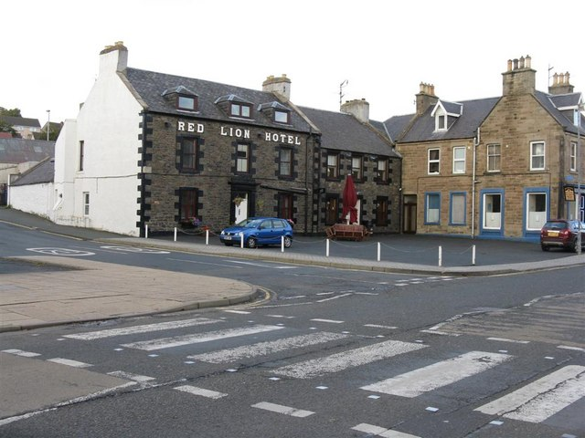 Red Lion Hotel, Earlston