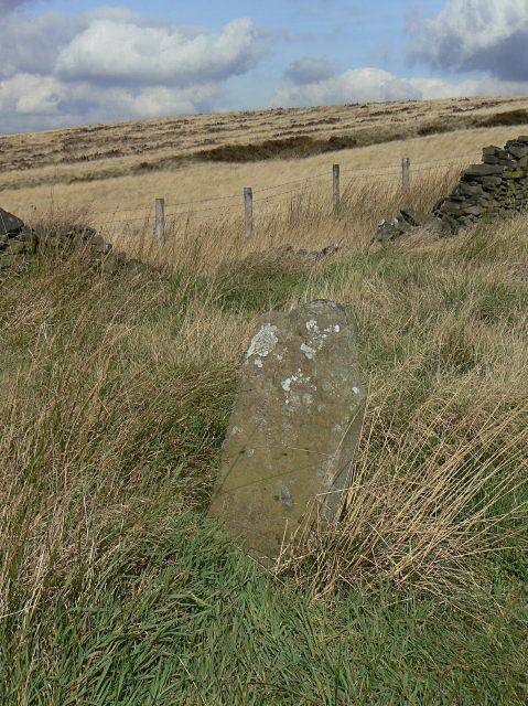 Moorland milestone (1)