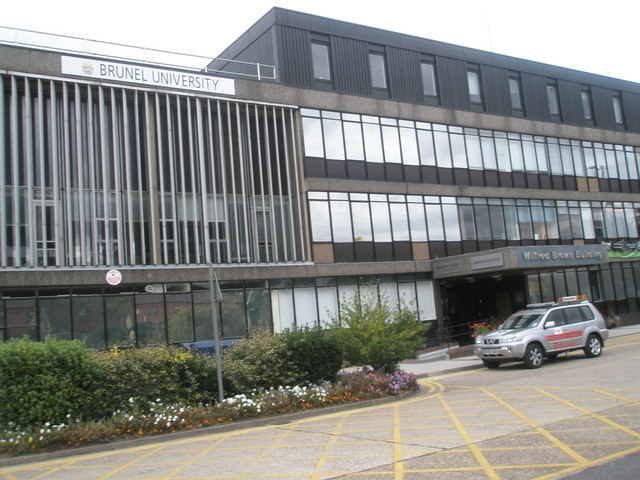 The Wilfred Brown Building at Brunel University