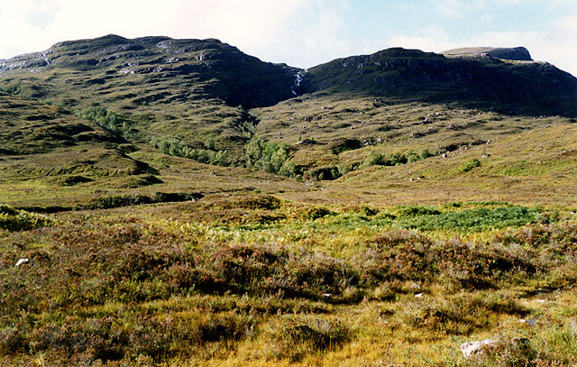 The Coulags glen