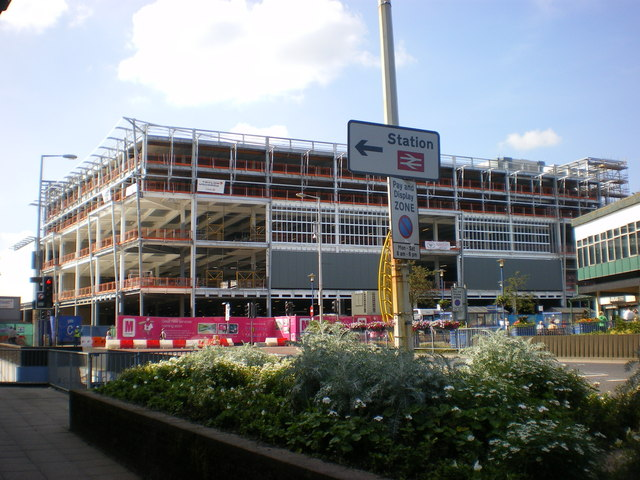 New extension to Blackburn's shopping centre