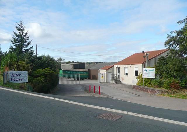 Victoria Works, Whitwell Green Lane, Elland