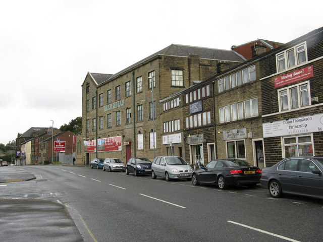 Dale Mills, Dale Street, Milnrow