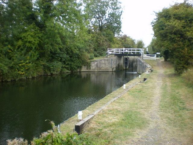 Feakes Lock River Stort (Navigation)