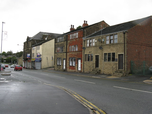 Weavers' cottages, Dale Street, Milnrow