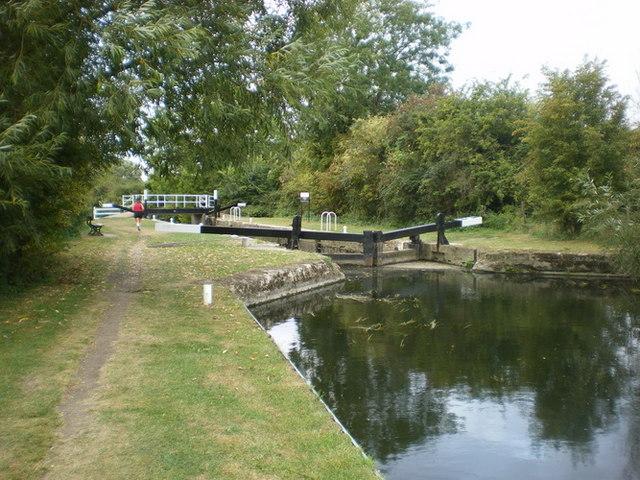 Feakes Lock, River Stort (Navigation)
