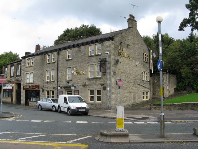 The 'Tim Bobbin', Dale Street, Milnrow