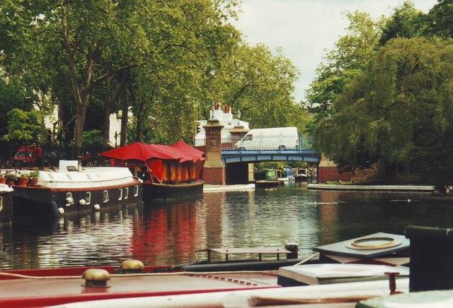 Little Venice, Grand Union Canal, London
