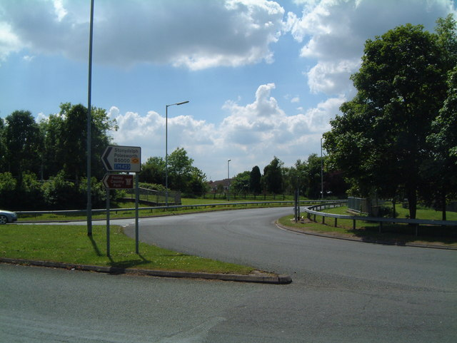 A view of one of the B5000 Traffic Islands  (9)