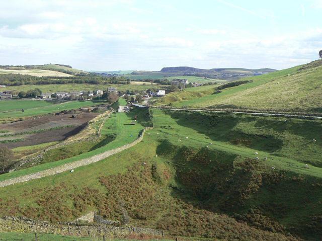 Towards Ladmanlow