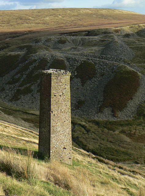 Danebower Colliery Chimney (1)