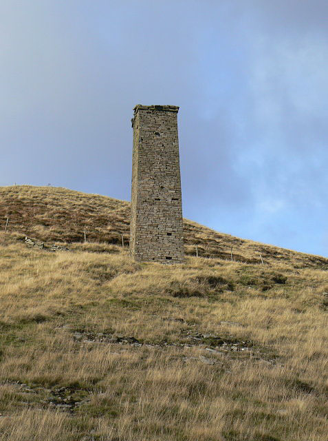 Danebower Colliery Chimney (2)