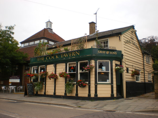 The Cock Tavern, Chipping Ongar