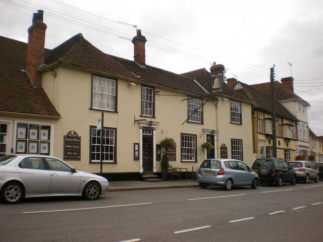 The Bell Inn, Castle Hedingham