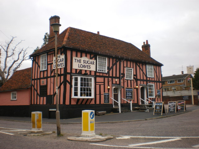 The Sugar Loaves, Sible Hedingham