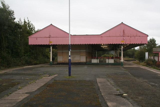 Oldham (Mumps) station